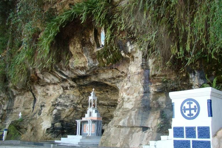O imbróglio da gruta