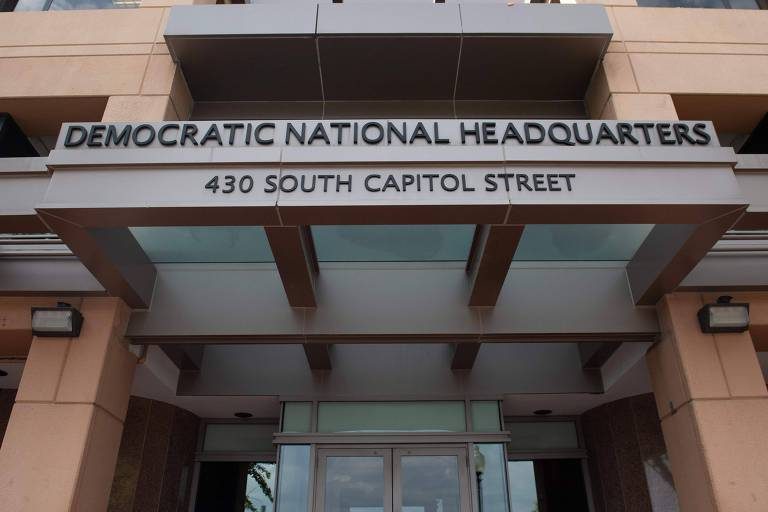 Sede do Comitê Nacional Democrata em Washington