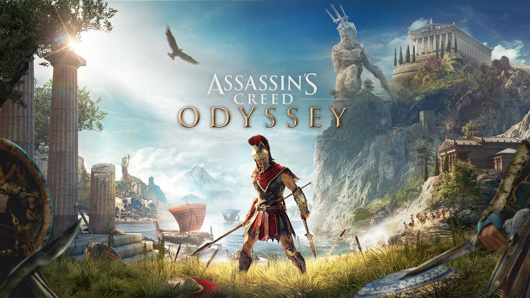 Público da Game XP poderá jogar Assassin's Creed: Odyssey e Just Dance