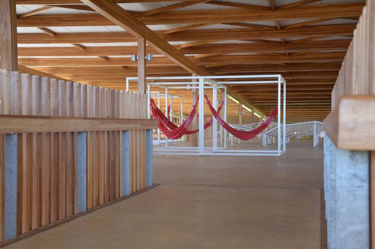 A escola-fazenda Canuanã, no Tocantins