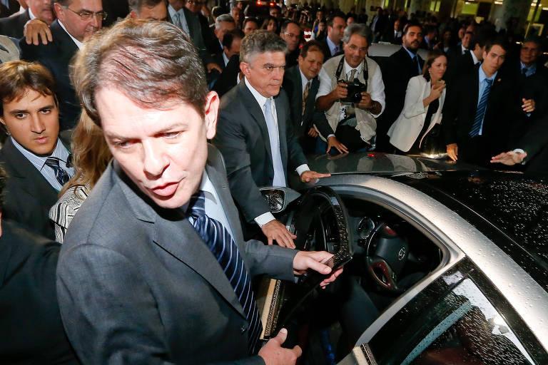 O ex-governador do Ceará Cid Gomes