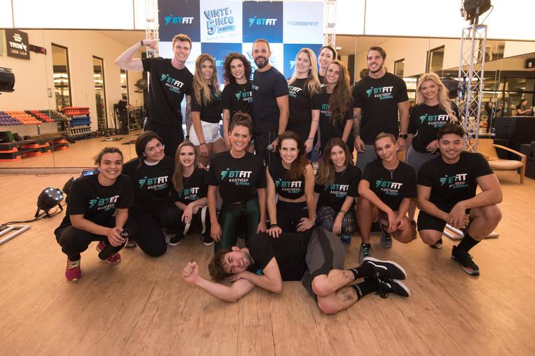 Kéfera lança programa de treinamento em parceria com aplicativo da Bodytech