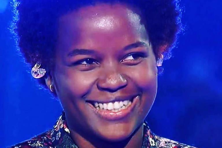 Priscila Tossan do The Voice Brasil 2018