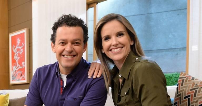 Mariana Ferrão e Fernando Rocha