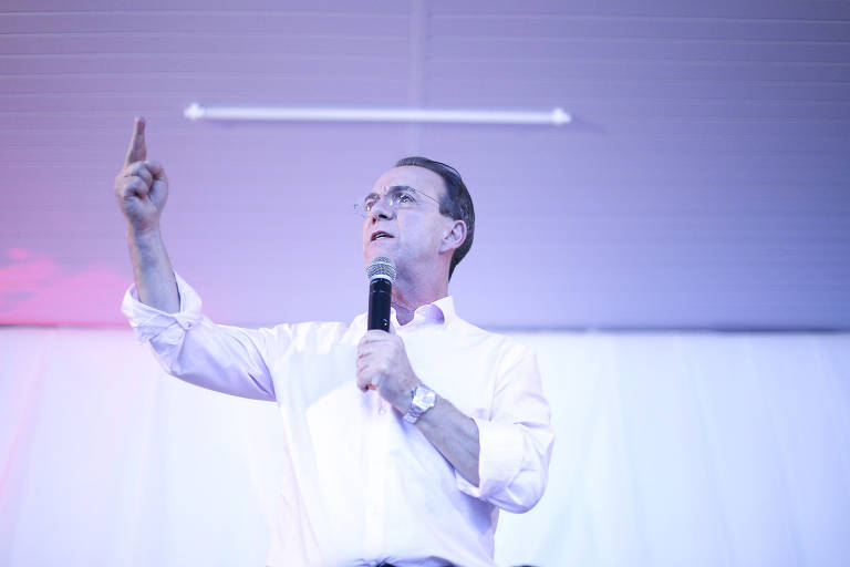 Candidatos ao governo de Santa Catarina