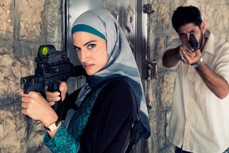 Solange Srour recomenda série Fauda, sobre a questão palestina