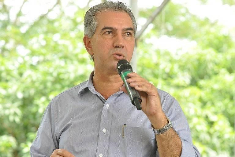 Reinaldo Azambuja (PSDB) tenta reeleição como governador em MS