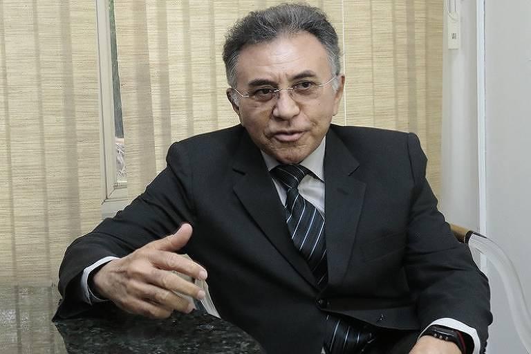 Juiz federal aposentado Odilon de Oliveira, candidato pelo PDT