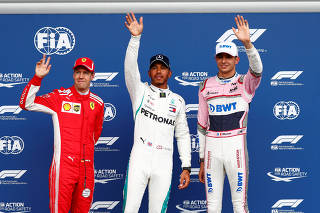 Formula One F1 - Belgian Grand Prix
