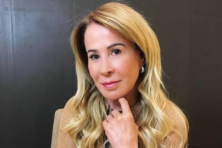 A empresária Zilu Godoi Camargo