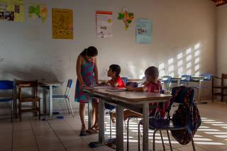 Escola em Buriti (MA)