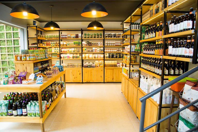 O primeiro bar 100% orgânico do estado de São Paulo, em São Caetano