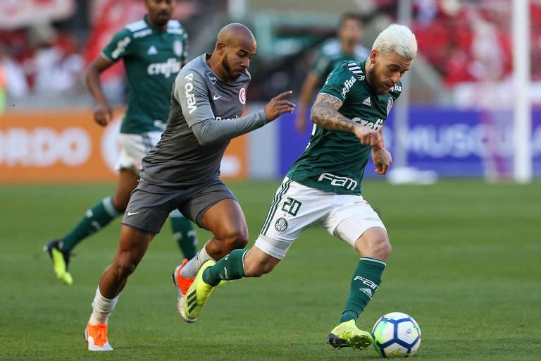 Palmeiras empata com Inter e ajuda São Paulo a abrir vantagem - 26 ... 72570cc71d3ec