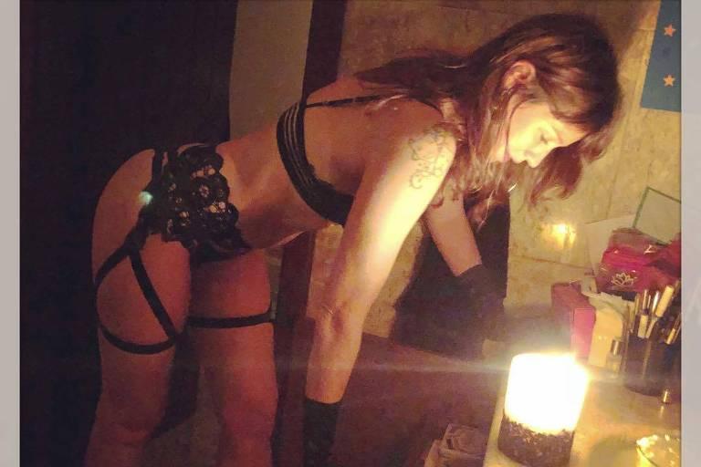 Luana Piovani publica foto sensual. 'Gosto de Caprichar', escreveu ela na legenda