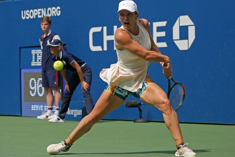 A tenista romena Simona Halep