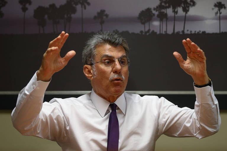 Romero Jucá deixa liderança do governo Temer no Senado
