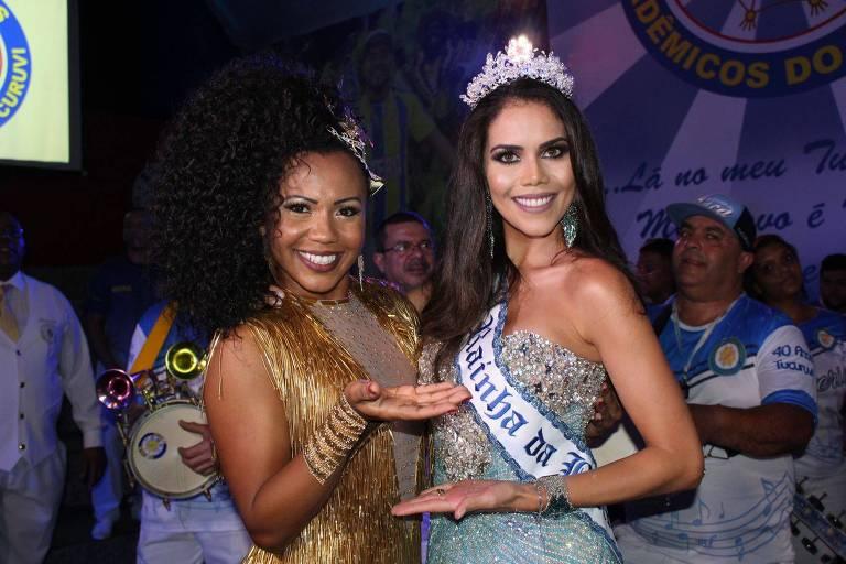 Daniela Albuquerque e Cintia Melo