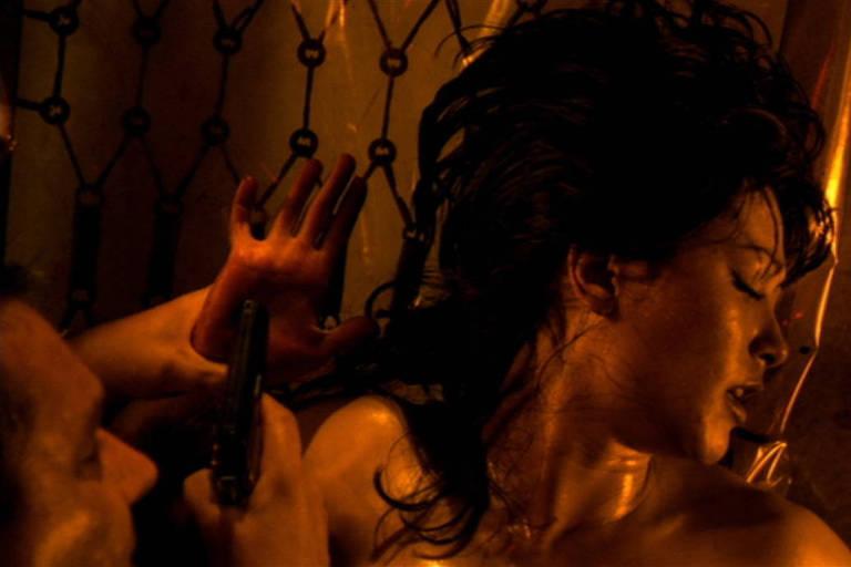 Cena do filme 'Elementos de um Crime', de Lars Von Trier