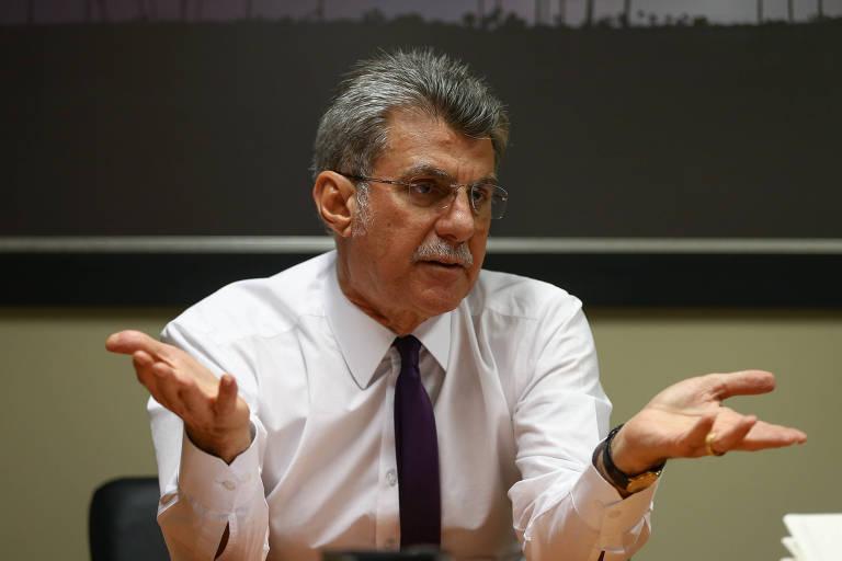 Polícia investiga repasses à família do senador Romero Jucá