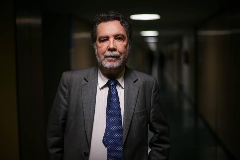 Aciolli Olivo, irmão de Luiz Carlos Cancellier, reitor da UFSC que se suicidou depois da Operação Ouvidos Moucos