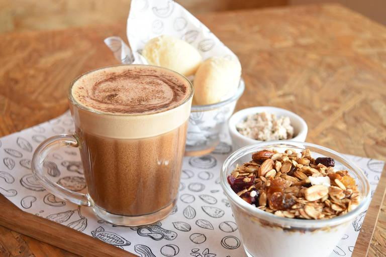 Holy Nuts Café