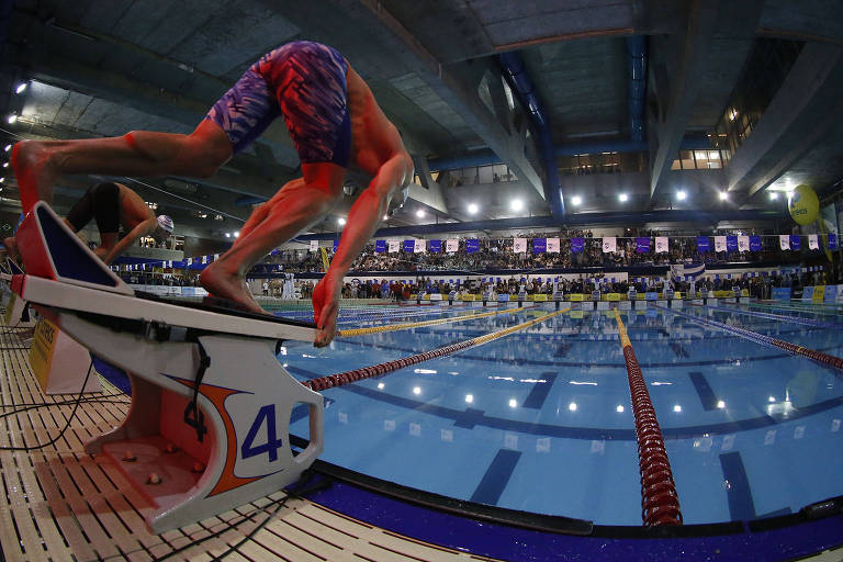 Correios e esportes aquáticos chegam a acordo para renovação de patrocínio