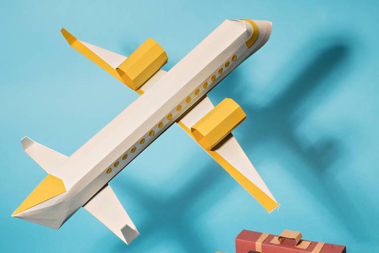 Gol e Tam são as duas empresas aéreas mais lembradas pelos brasileiros