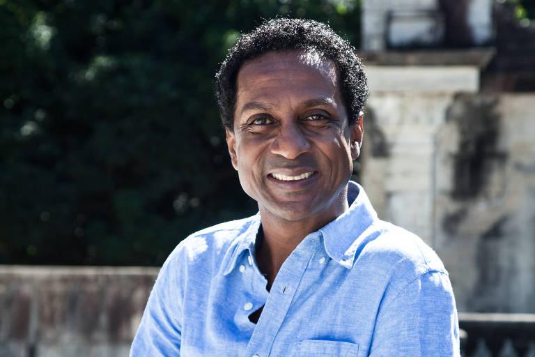 O ator Luis Miranda