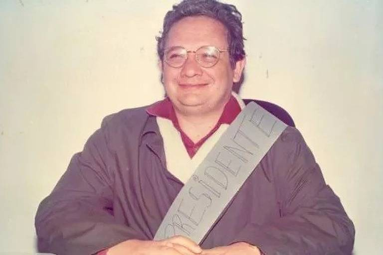 O ativista e escritor Herbert Daniel