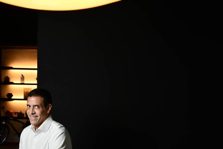 """André Gregori, presidente da Thinkseg, empresa que oferece seguros """"liga e desliga"""""""