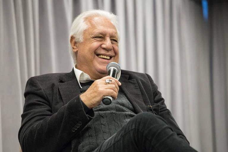 Antonio Fagundes participa de debate na Folha