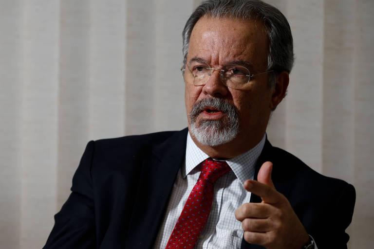 O ex-ministro da Segurança Pública Raul Jungmann