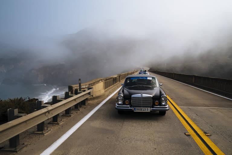 Reabertura da clássica Highway 1