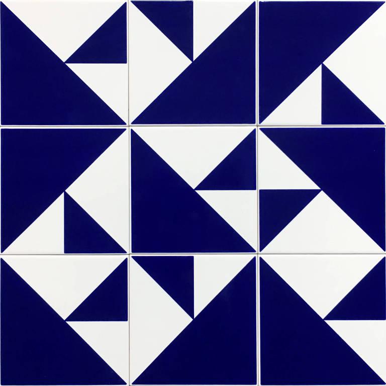 Athos Bulcão continua a inspirar peças com desenhos geométricos