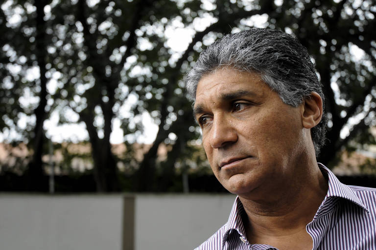 Ex-diretor de engenharia da Dersa (Desenvolvimento Rodoviario S/A), Paulo Vieira de Souza, conhecido como Paulo Preto, em foto de 2010