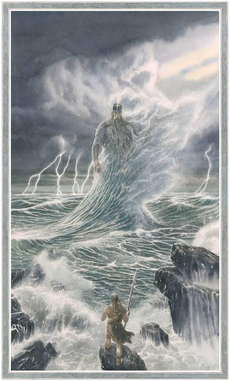 'A Queda de Gondolin'