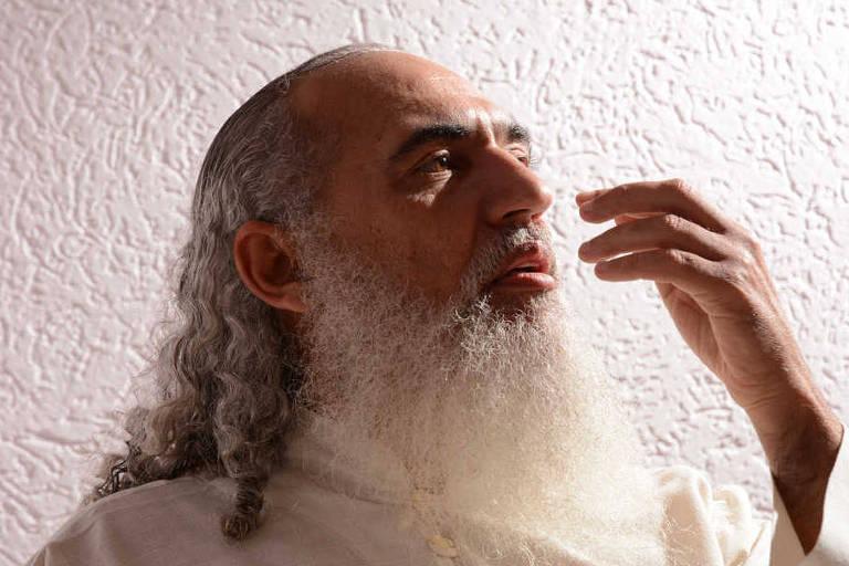 O guru Sri Prem Baba, alvo de acusação de discípulos