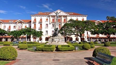 Hotel Palace Cassino, em Poços de Caldas (MG), recebe a primeira edição do Festival de Inovação e Impacto Social