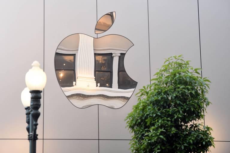 Loja da Apple em São Francisco (EUA)