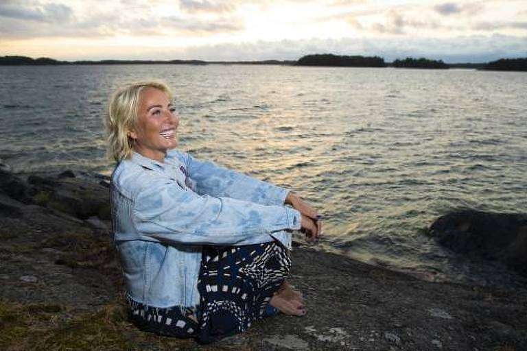 Uma ilha só para mulheres na Finlândia