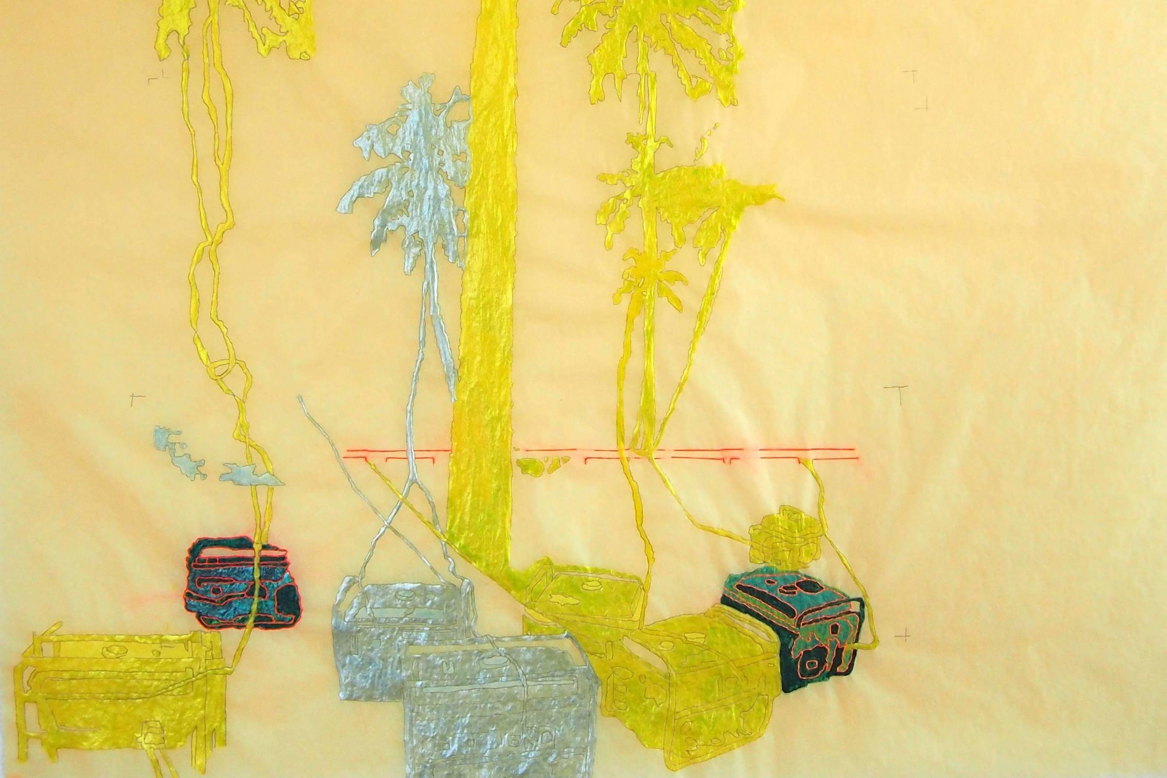 'Generators', de 2014, de Wura-Natasha Ogunji (Divulgação)