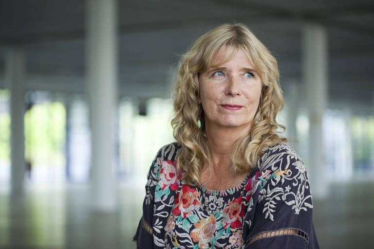 A sueca Mamma Andersson