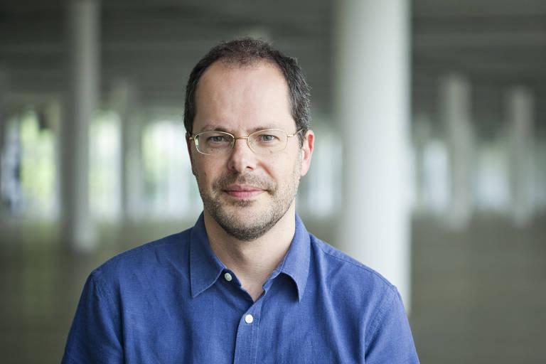 O curador da 33ª Bienal de São Paulo Gabriel Pérez-Barreiro