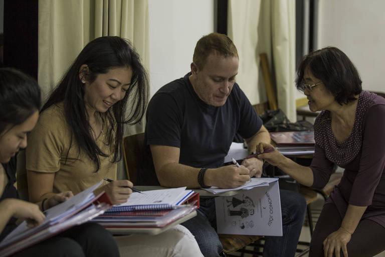 Cresce procura por cursos de japonês