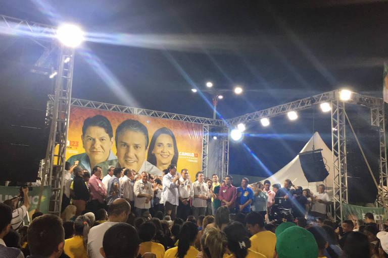 Miríade de alianças faz candidatos do Ceará omitirem presidenciáveis