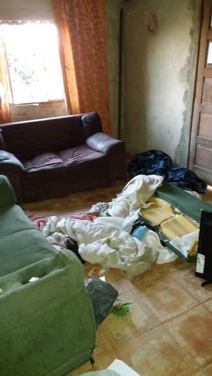 A casa de Joelma, na Chatuba