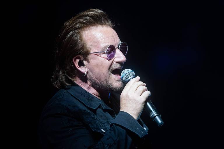 Show da banda U2 da turnê Experience + Innocence (2018)