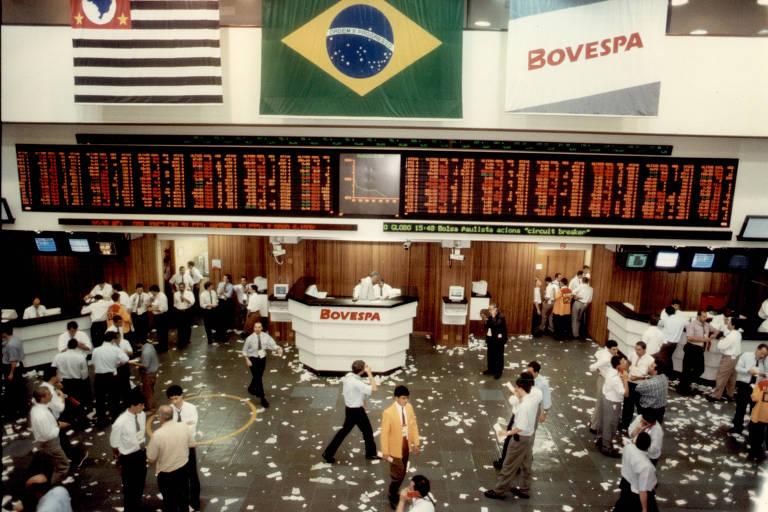 50 anos da Bolsa de Valores