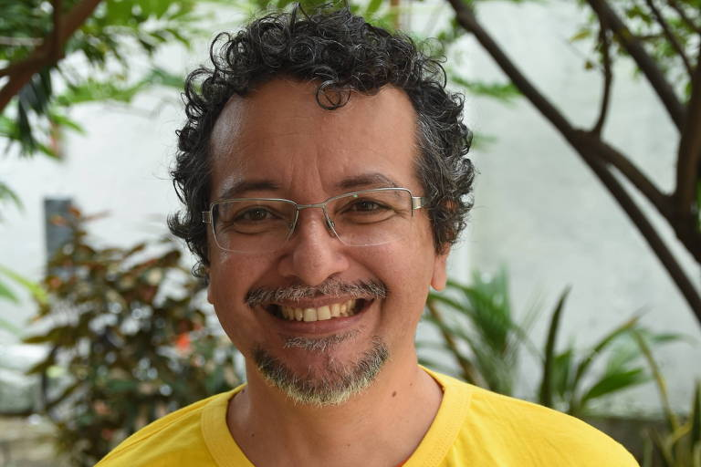 O físico Alexandre Costa (PSOL), candidato a deputado federal pelo Ceará