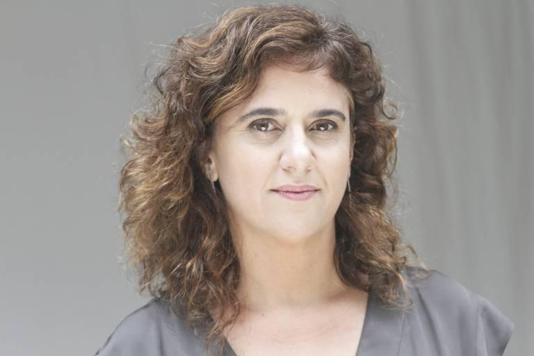 A matemática e filósofa Tatiana Roque (Psol), candidata a deputada federal pelo Rio